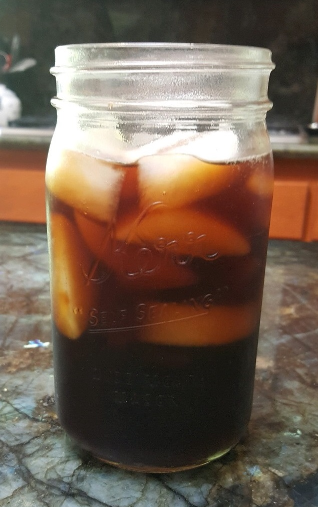 Iced homemade-Cold-Brew-Coffee